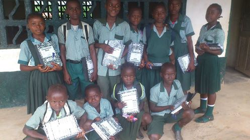 Orphans with books 9_18